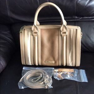 Authentic 100% Burberry Speedy 30 with Long Strap.